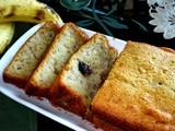 Banana Raisin Walnut Bread : Bread & Banana Baking Recipes