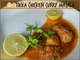 Curry Chicken tikka | Tikka Chicken Masala