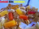 Fruit Cornflakes | Cocktail Bliss | healthy Breakfast Ideas