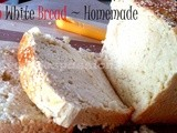 Homemade Amish White Bread , How to make simple Bread at Home : Making Bread