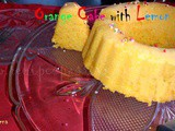 Orange Cake Recipe | Bundt with Lemon Zest