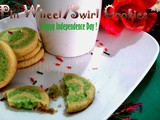 Pinwheel Cookies | Swirl Cookies | Cookie Recipes