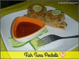 Tuna Fish Pockets | Fish Recipes