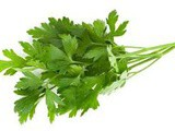 Benefits with parsley