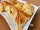 Kerala egg puffs (prepared without using frozen pastry sheet)