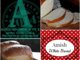 Amish White Bread