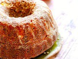 Apple Cake: Whiskey Spice Bundt
