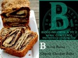 Babka – Chocolate and Chipotle with a Touch of Roasted Cinnamon