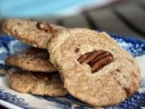 Bailey's Brown Butter Snickerdoodles Cookies without Cream of Tartar