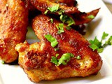Baked Chicken Wings: Spicy Cajun Sweet & Hot