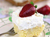 Best Tres Leches Cake Recipe: Lime White Chocolate