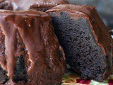 Black Lager Chocolate Cake: #Choctoberfest Begins