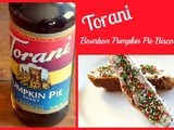 Bourbon Pumpkin Pie Biscotti and Torani Syrups