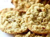Butterscotch Oatmeal Cookies: Old Fashioned Buckaroons