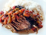 Cajun Slow Cooker Pot Roast Recipe