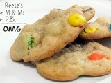 Chewy m & m Cookie Recipe – and Don't Forget the Reeses Pieces