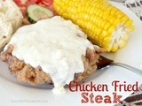 Chicken Fried Steak or Chicken Fried Chicken