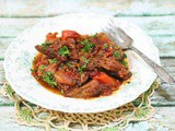 Classic Swiss Steak in a Slow Cooker or Oven