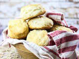 Easy Buttermilk Biscuits: Homemade Southern Recipe
