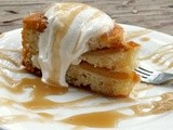 Easy French Apple Cake Recipe