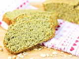 Easy Oatmeal Batter Bread without Flour