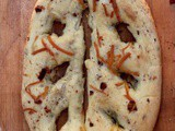 Fougasse Recipe Cheese and Bacon