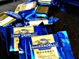 Ghirardelli Chocolate Squares: Milk Chocolate and Truffle-icious