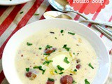 Gramma's Easy Potato Soup Recipe