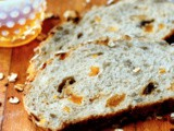 Harvest Bread: Dried Fruit, Nuts, & Whole Grains