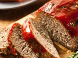 Homemade Meatloaf Recipe with Old Fashioned Flavor