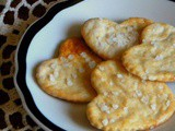 Homemade Saltine Crackers Recipe