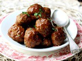 Honey Garlic Meatballs: Easy Slow Cooker Recipe