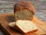 Honey Whole Wheat Bread Recipe: Cracked Wheat