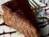 Irish Cream Cheesecake Recipe: a Hint of Chocolate