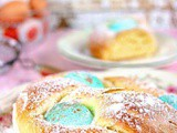 Italian Easter Bread – Pretty Holiday Brunch Recipe