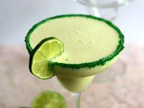 Key Lime Pie Margarita