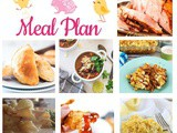 Meal Plan 14 - April 2-8