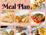 Meal Plan 19: April 30 to May 6