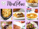 Meal Plan 20: May 7-13