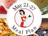 Meal Plan 22: May 21-27