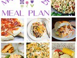 Meal Plan March 19-25