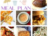 Meal Plan March 26 to April 1