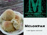 Melonpan Is an Unusual Japanese Snack Bread that You'll Love