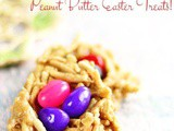 No-Bake Haystack Cookies for Easter