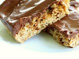 Oh Henry Bars Recipe: Easy Cookies for a Crowd