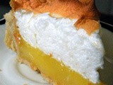 Old Fashioned Lemon Meringue Pie