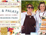 Park and Palate 2016 at Klyde Warren Park