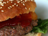 RedGold Spicy Grilled Burgers