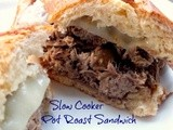 Slow Cooker Pot Roast Sandwiches