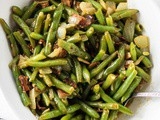 Southern Green Beans (with or without potatoes)